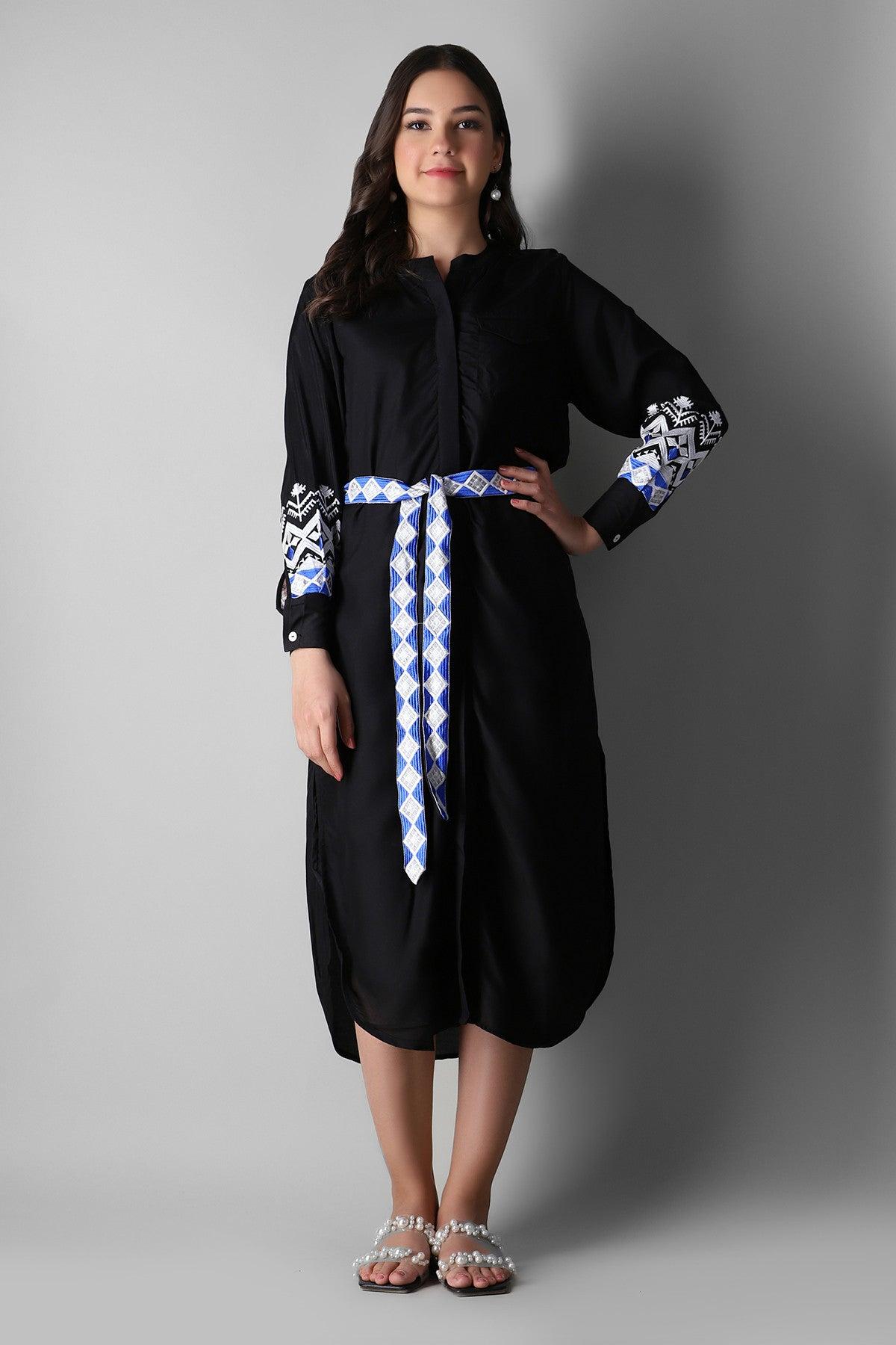 Khaadi Wde21404 Black Ready to Wear 2021