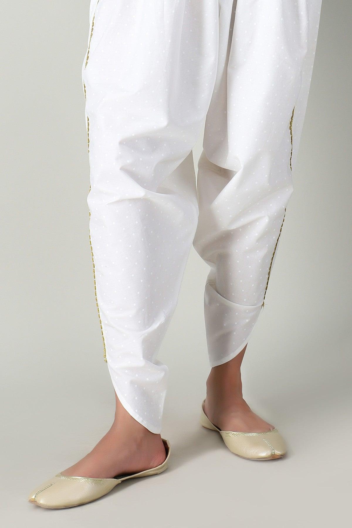Khaadi WSHP20331 WHITE Pret