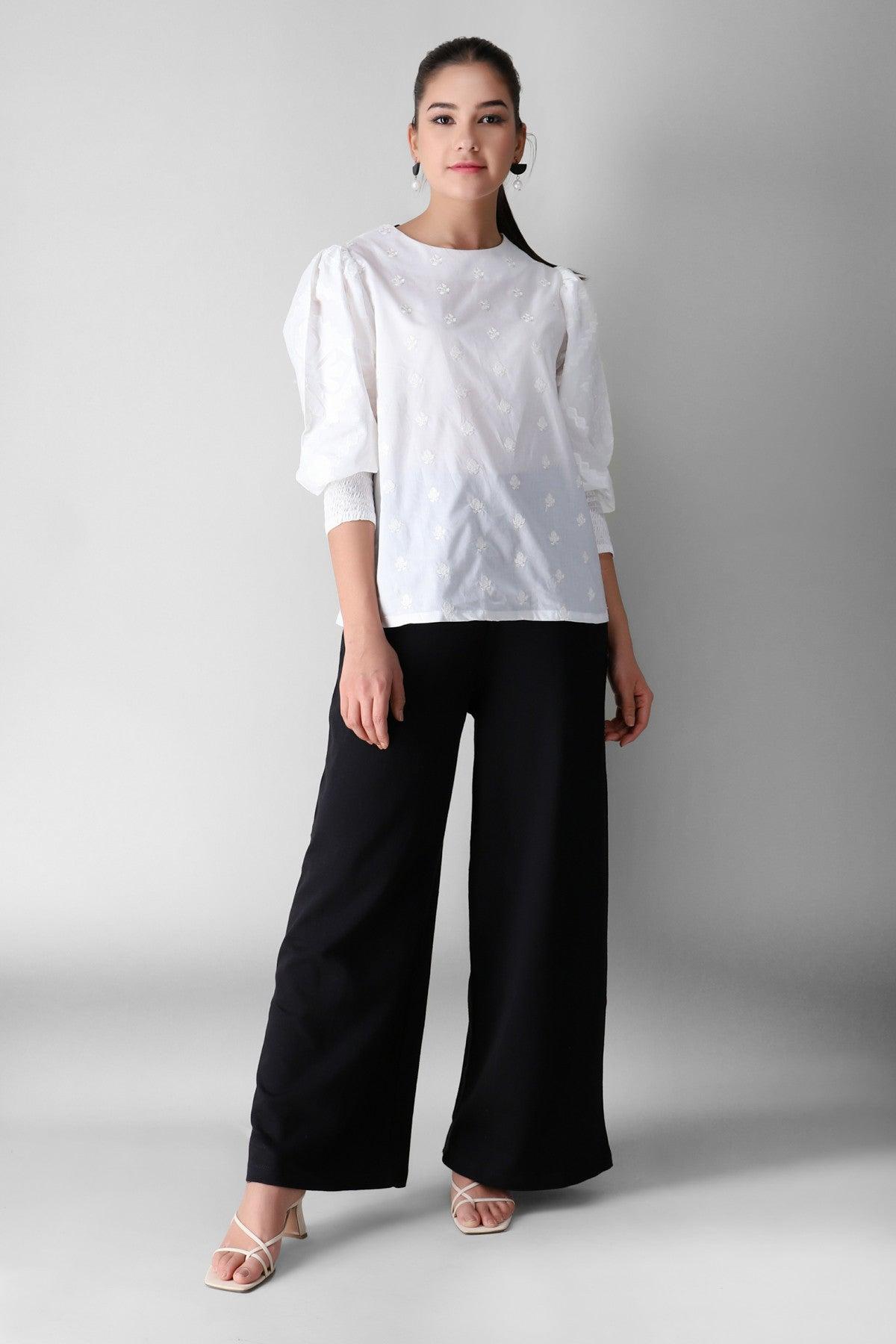 Khaadi Wte21604 White Ready to Wear 2021